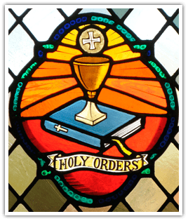 What are the Holy Orders of the Church?